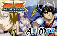Saint Seiya The Lost Canvas - Dublado - 03 - A Guerra Santa Começa