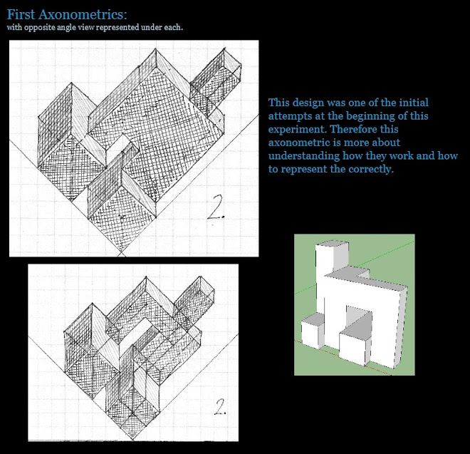 Axonometric 1