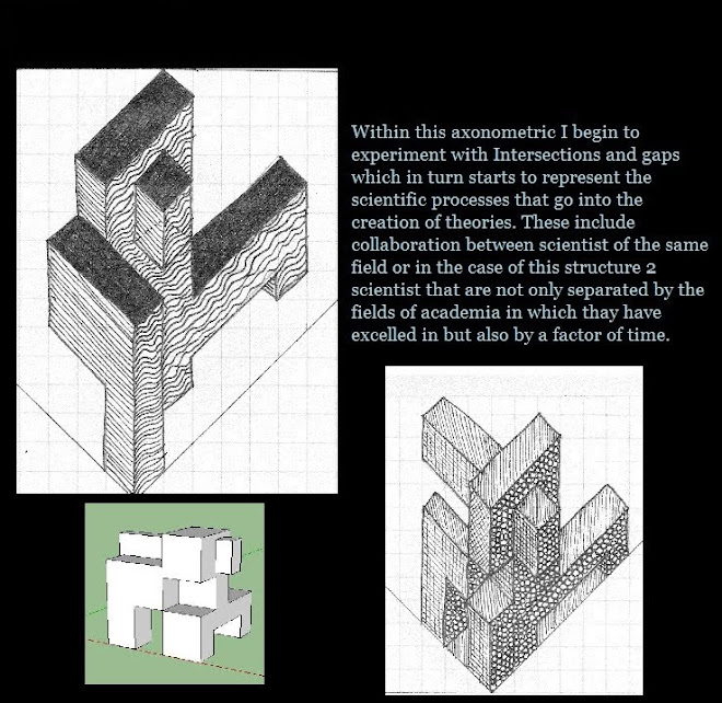 Axonometric 4