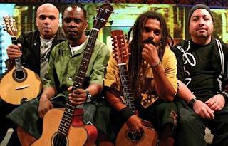 Show com a banda  O Rappa Parque de exposição Dr. Ayrton De Moreno