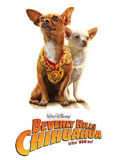 Movie poster for Beverly Hills Chihuahua