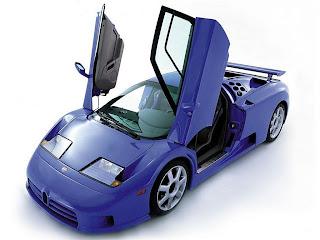 Bugatti EB 110 GT 1994
