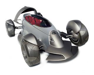 Toyota Hydrogen Concept 2005