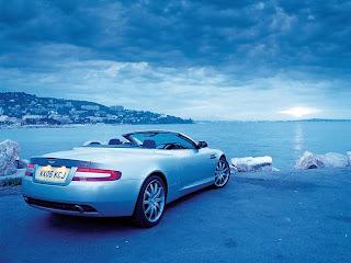 Aston Martin DB9 Volante 2005