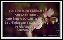 Award Blog Cantik