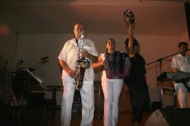 avec l'orchestre ELY BUXEDA