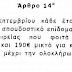 Άρθρο 14 ΣΣΕ
