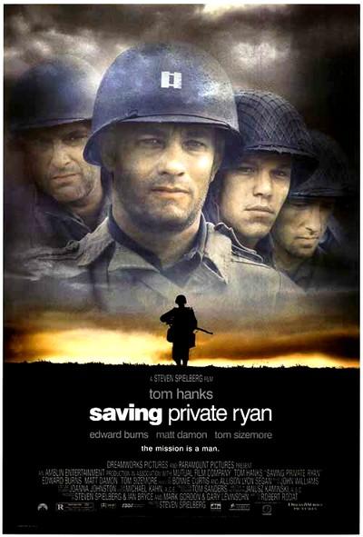 Rescatando Al Soldado Ryan (1998) 1