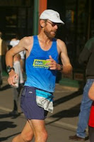 Gnomey's photo of me in the SMH Half Marathon