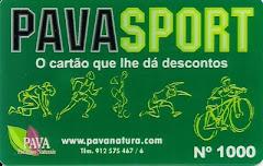 Cartão PAVASPORT