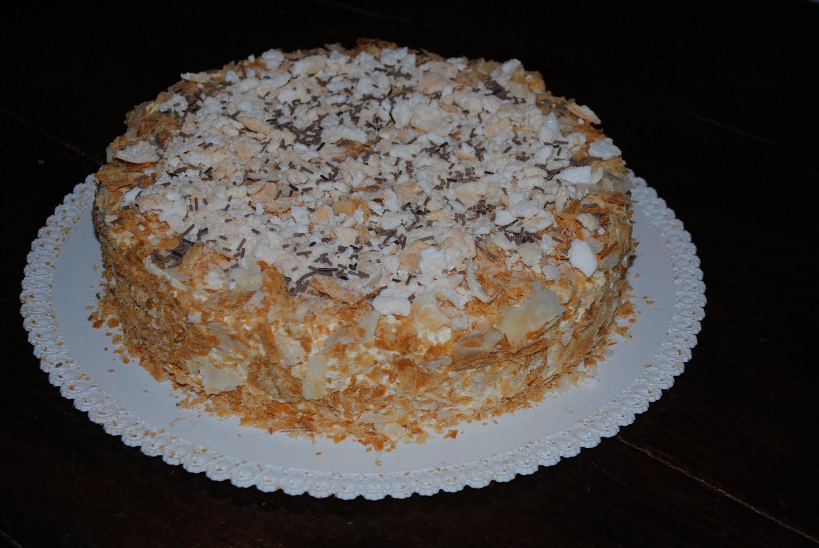 Fabylab l 39 angolo del goloso millefoglie con crema for Decorazione torte millefoglie