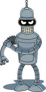 Si no quieres vértelas con Bender, más te vale dejar un comentario