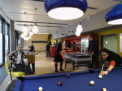 LEISURE Time at Google