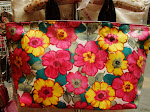 Floral Cotton Bags @ RM35 Only!!