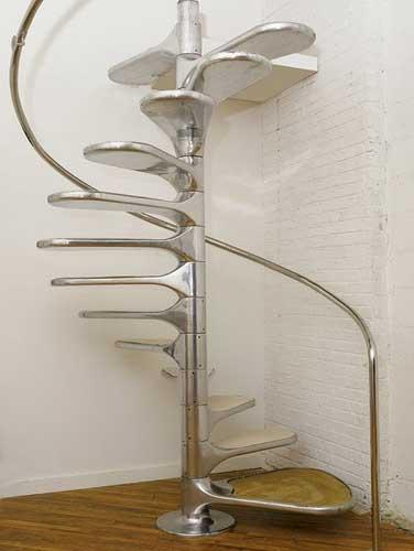 Culture design roger talon - Escalier roger tallon ...