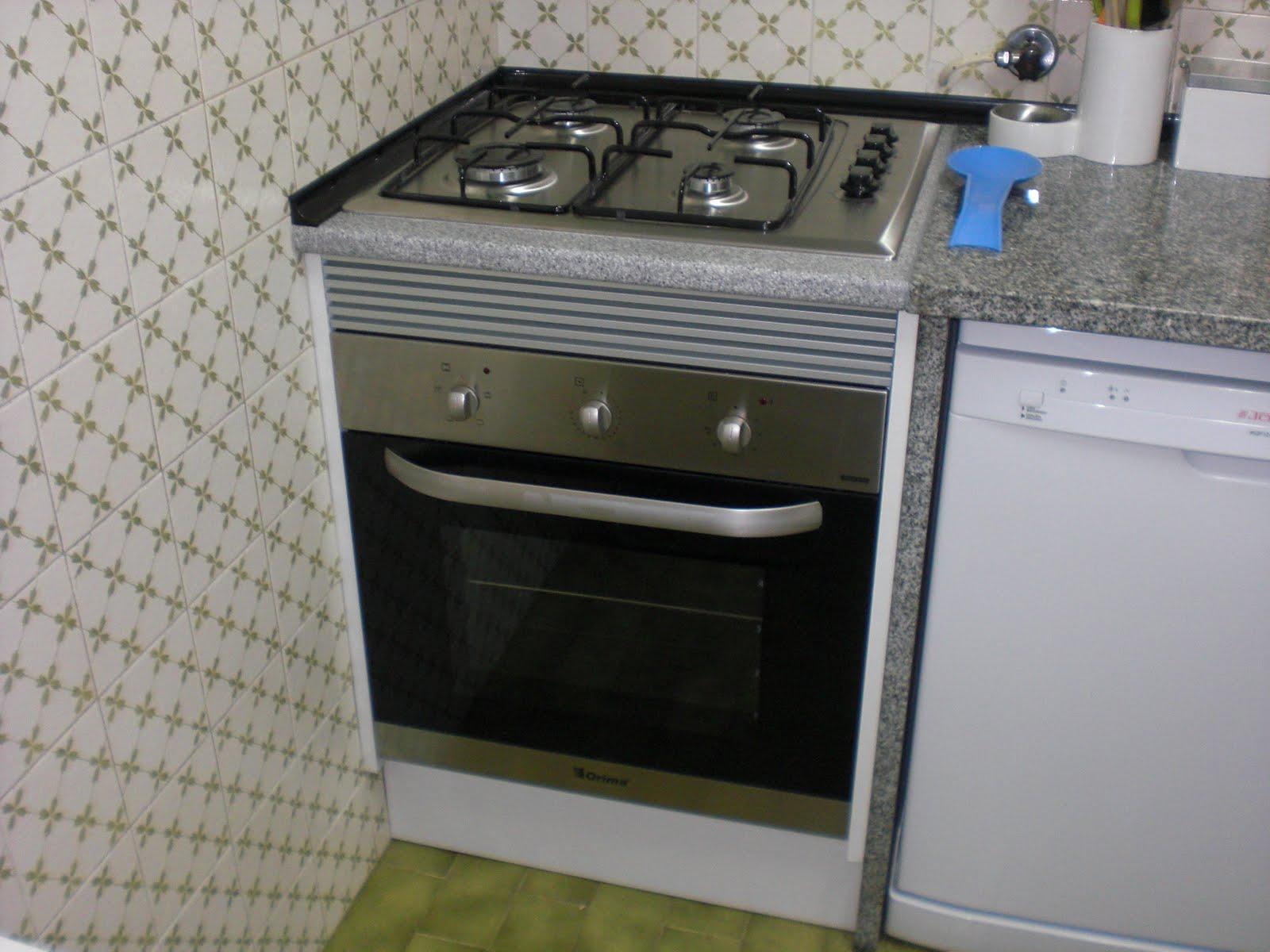 Grelha entre forno el ctrico e placa a g s f rum da casa - Microondas de encastrar ...