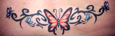 Butterfly Tattoos Gallery