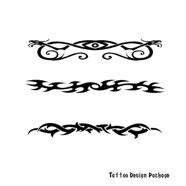 Tribal Tattoo Arm Band Royalty