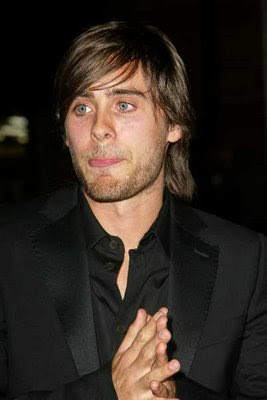 Jared Leto Celebrity Mens Hairstyle