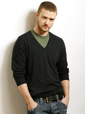 Celebrity Justin Timberlake Fashion Hairstyle Pictures