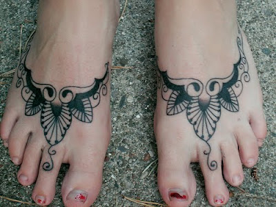 Artistic Feet Tattoo Designs Feet Tattoo D Artistic Feet Tattoo Designs