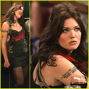 Mandy Moore Tattoo - Celebrity Tattoo