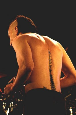 Maynard James Keenan Tattoos - Celebrity Tattoo
