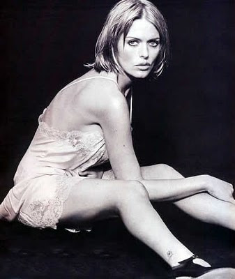 Patsy Kensit Tattoo - Celebrity Tattoo
