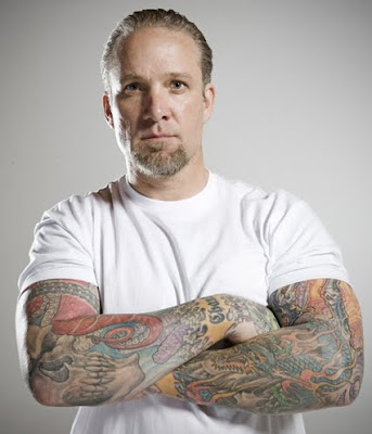 Jesse James Tattoos - Celebrity Tattoo Images