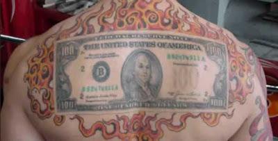 Jesse James Tattoos - Celebrity Tattoo Images