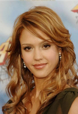 Jessica Alba Hair Color on Jessica Alba Hairstyles Long   Jessica Alba Hair   Zimbio