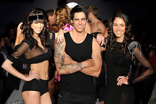 Australian Bowler Mitchell Johnson Tattoos