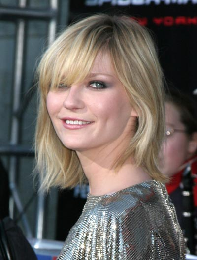 good haircuts for round faces women