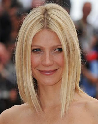 jennifer aniston bob haircut 2001. Gwyneth Paltrow Long Bob