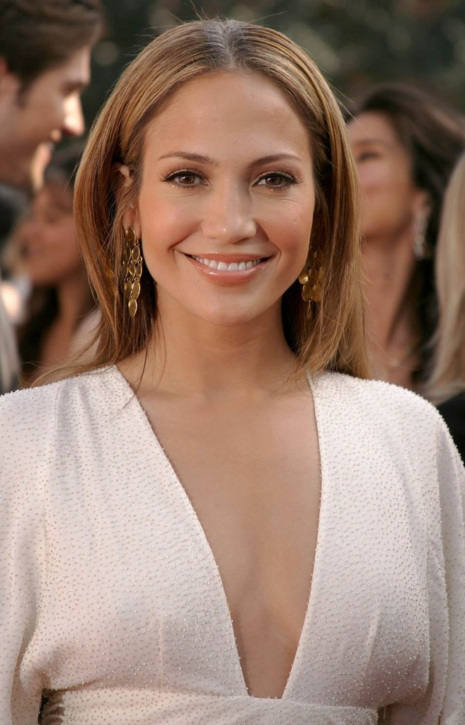 Jennifer Lopez Beautiful Hairstyle