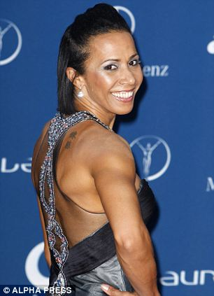 Dame Kelly Holmes Tattoos - Celebrity Tattoo Design