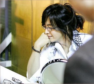 Bae Yong Joon Hairstyle Pictures