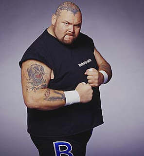 Bam Bam Bigelow Tattoos - WWE Superstars Tattoo Design