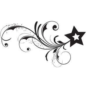 ... Guns Tattoo Concept: New Stars fot tattoos - Star Tattoo Design Ideas