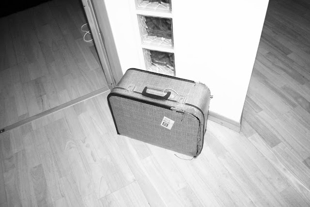vintage suitcase, relationships, dalston, east london, love