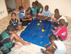 Projeto Creia e viva Kids (MENINOS)