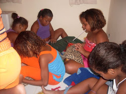 Projeto Creia e viva Kids (MENINAS)