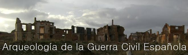 Arqueología de la Guerra Civil Española