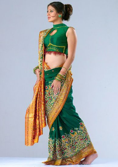 Lakshmi Rai in Saree - Latest Photoshoot