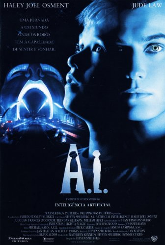 Download Baixar Filme A.I.: Inteligência Artificial   DualAudio