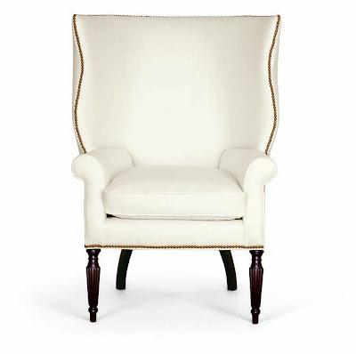 Victoria Hagan Wing Chair