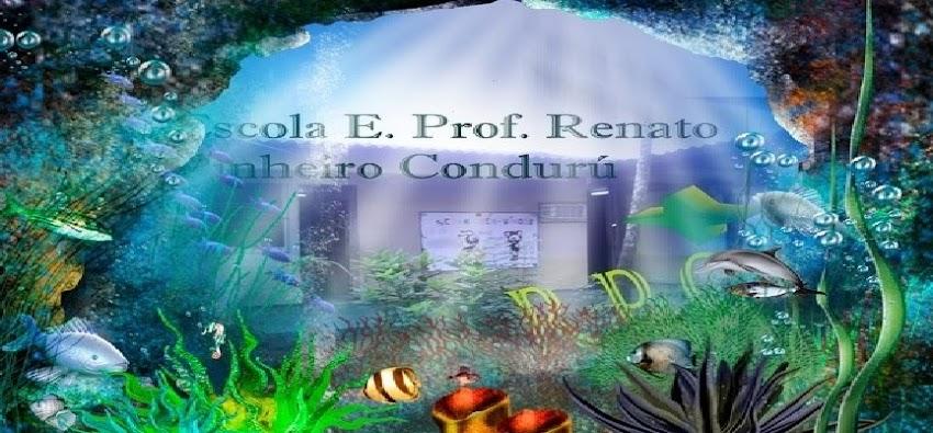 Escola Prof. Renato Pinheiro  Condurú