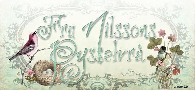 Fru Nilssons Pysselvrå