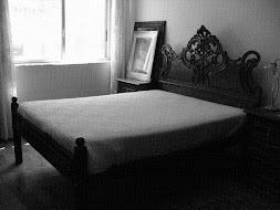 A cama! Como será?