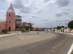 Centro de Rafael Godeiro-RN